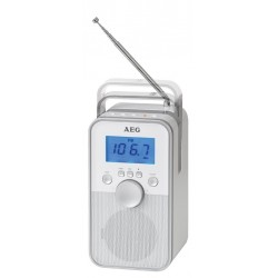 Radio multimedialne AEG MMR 4133 (USB, slot na karty, AUX)