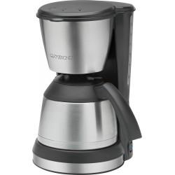 Ekspres przelewowy do kawa z dzbankiem termosem Clatronic KA 3563