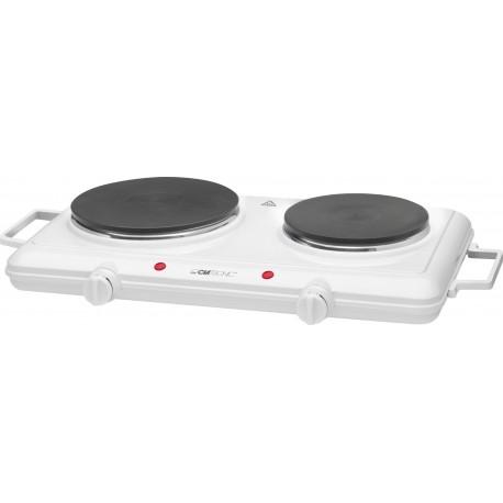 Kuchenka elektryczna dwupłytowa Clatronic DKP 3583