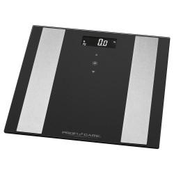 Analityczna waga osobowa 8 w 1 ProfiCare PC-PW 3007 FA (czarna)