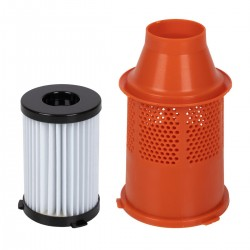 Zestaw filtrów do BS 1306 / BS 1948 CB (pomarańczowy)