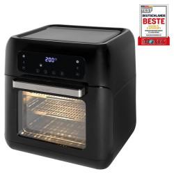 Beztłuszczowa frytkownica, minipiekarnik, grill elektryczny 3w1 Bomann FR 6031 H CB