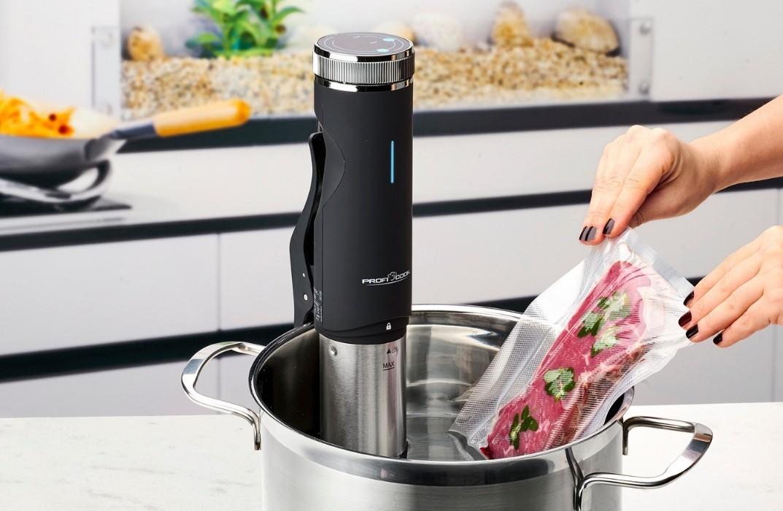 Sous Vide, czyli gotowanie w próżni i niskiej temperaturze